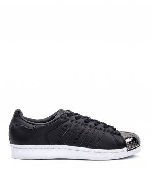 Adidas - Baskets Superstar Black/Silver